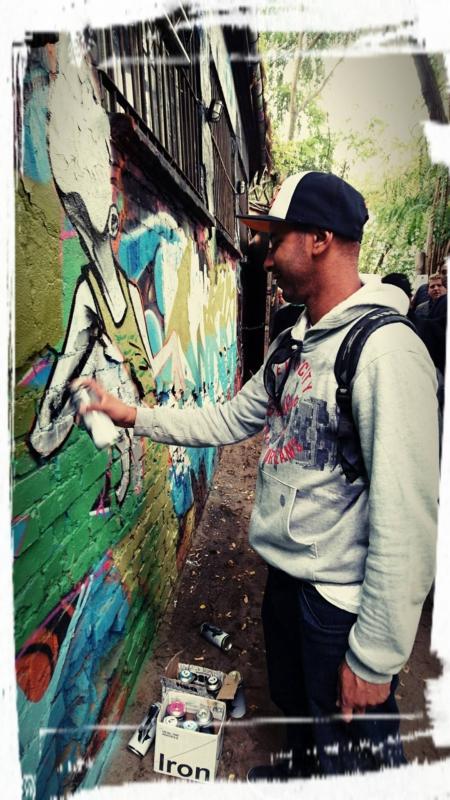 Grafitti Yaam