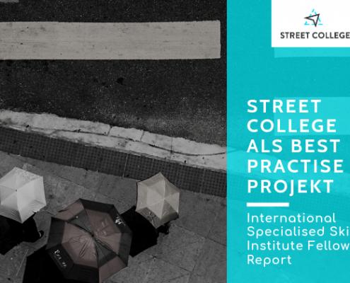 STREET COLLEGE als Best Practise Projekt